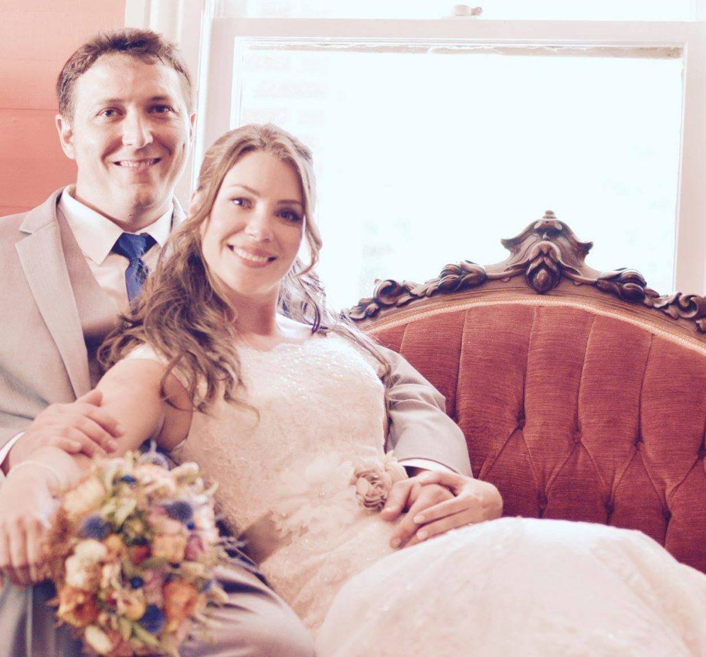 vintage wedding Lake Lure NC